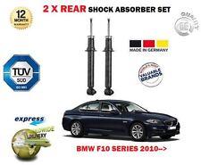 Para BMW F10 520i 523i 528i 530i 535i 2010 - > 2X Amortiguador Trasero Conjunto De Sorpresa