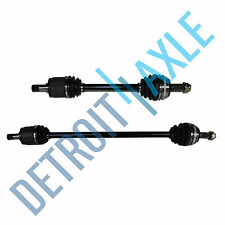 NEW 1990-1993 Honda Accord Front Left and Right CV Axle Pair -  A/T, ABS