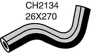 Mackay Radiator Hose (Top) CH2134 fits Suzuki Vitara 1.6 (ET,TA), 1.6 (TA, TA...