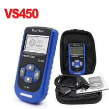 Automotive OBD2 Scanner CAN Code Reader Engine Airbag Diagnostic Tool for AUDI