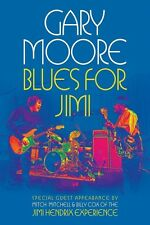 GARY MOORE - BLUES FOR JIMI  DVD NEW+