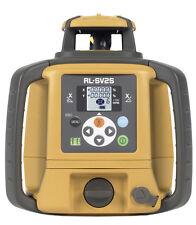 Topcon RL-SV2S Alkaline Laser Level (Supplied with Aust Tax Invoice)