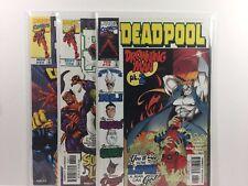 Deadpool 13,20,22
