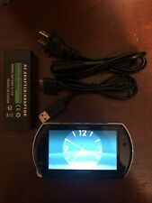 Sony PSP go Launch Edition 16GB Piano Black Handheld System -
