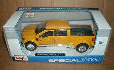 1/31 Scale Ford Mighty F-350 Super Duty Pickup Truck Model Concept Maisto 31213