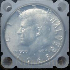 1968 Denver Kennedy Half Dollar Roll