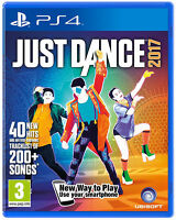 Just Dance 2017 ~ PS4 (New & Sealed)