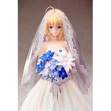 Aniplex Fate Stay Night 1/7 Saber 10th Anniversary Royal Dress JP ver PVC Figure