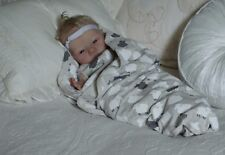 DOVES NURSERY ~ Real Reborn Baby Girl ~ WILL sculpt ~ Natalie Scholl ~