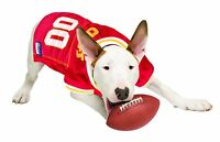 NFL Kansas City Chiefs Pet Jersey. *Officially Licensed* Brand NEW!