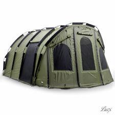 """Lucx ® Angel Tent """"BIGFOOT"""" 2, 3, 4, 5, 6 Man Bivvy Carp Tent Carp Fishing Dome"""