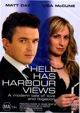 Hell Has Harbour Views (2005) DVD Lisa McCune-Matt Day-Peter O'Brien NEW