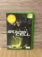 Tom Clancy's Splinter Cell Video Game for Microsoft Xbox PAL