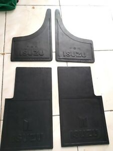 Mudguard MUDFLAPS ISUZU Trooper Holden jackaroo 1969-1987 1 set or 4 pcs