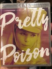 Pretty Poison Blu-ray Twilight Time Limited Edition Brand New Factory Sealed