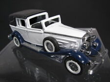 1:43 (approx.) 1933 CADILLAC V-16