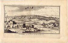 Croacia. «Gradiska op. de Revier de Saw in Slavonia» Por J. Harrewyn