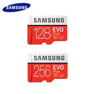 Samsung EVO Plus 128GB 256GB microSD microSDXC Speicherkarte Memory Card