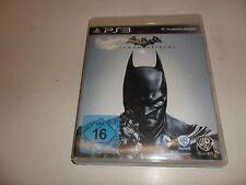 PlayStation 3 PS 3 Batman: Arkham Origins - [PlayStation 3]