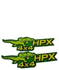 John Deere Decal Set VG12140 HPX 4x4