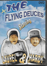 The Flying Deuces starring Laurel & Hardy (DVD, 2004) New & Ships for FREE!