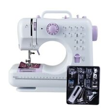 Great Mini Stitches Sewing Machine Household Multifunction Double Thread Speed