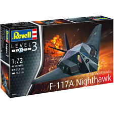 REVELL F-117 STEALTH FIGHTER 1:72 Aircraft Model Kit 03899