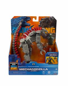"""Godzilla VS Kong MECHAGODZILLA WITH HEAV 6"""" Figure MONSTERVERSE! Free Shipping"""