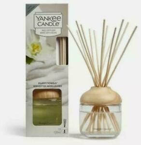 Yankee Candle Reed Diffuser Fluffy Towel...  BARGAIN