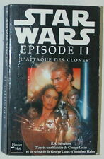 STAR WARS - EPISODE II - L'ATTAQUE DES CLONES - FLEUVE NOIR