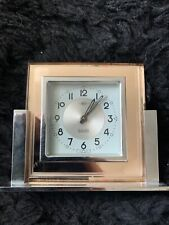 Dep oriiginak Art Deco Reloj para Savoy. Funcionando.