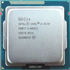 Intel Core i5 3570 SR0T7 3.40GHz 6M Socket 1155 Quad Core CPU Processor LGA1155