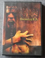 Deicide ‎– Doomsday L.A., DVD