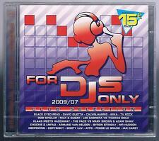 FOR DJS dj's ONLY  2009/07 CLUB SELECTION - 2 CD F.C. SIGILLATO!!!