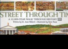 A Street Through Time Anne Millard Hardcover