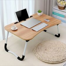 Portable Folding Laptop Lap Desk Large Lazy Tray Computer Bed Sofa Table Stand
