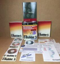 Borland C++ Version 5 Professional Special Upgrade Windows 98/95/NT/2000 Inprise