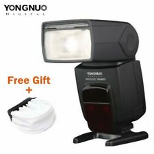 Yongnuo YN-568EX TTL 1/8000s Flash Speedlite for Nikon D7500 D5100 D3300 D3200