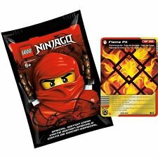 LEGO Ninjago Special Edition Trading Card - Flame Pit - New Factory Sealed!