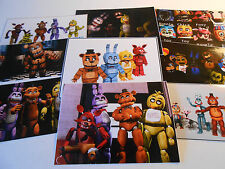 9 Five Nights at Freddy's Stickers,Birthday Party Favors,rewards,decals,FNAF