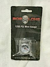 Bob Long 1200 Psi Mini-gauge