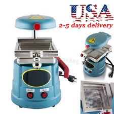 USA Dental Vacuum Forming Molding Machine Former Heat Thermoforming 110/220V FDA