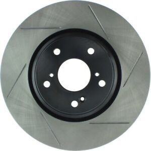 StopTech 126.40094SL Sport Slotted Brake Rotor For 17-20 Acura ILX NEW