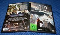 2012 - Wir waren gewarnt / DVD 2010 Action-Abenteuer von Roland Emmerich