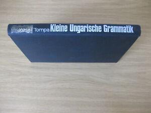 Kleine ungarische Grammatik