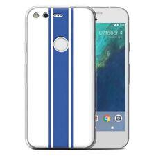 Google Pixel aus Silikon in Unifarben für das Handyhüllen & -taschen