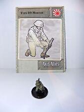 Mortero de tipo 89, Axis & Allies-Base Set, 46/48, Tarjeta C/W