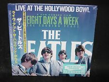 THE BEATLES Live At The Hollywood Bowl JAPAN SHM (Digi-Pack) CD Wings Plastic On