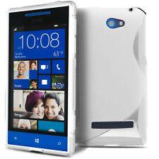 Taschen & Schutzhüllen für HTC Windows Phone 8S aus Silikon