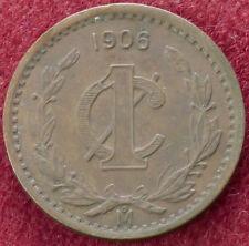 México 1 centavos de 1906 (C1806)